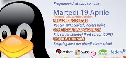 Corso di introduzione a Linux e al Networking Casalingo