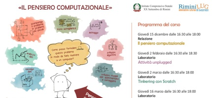 Corso sul pensiero computazionale – Materiali