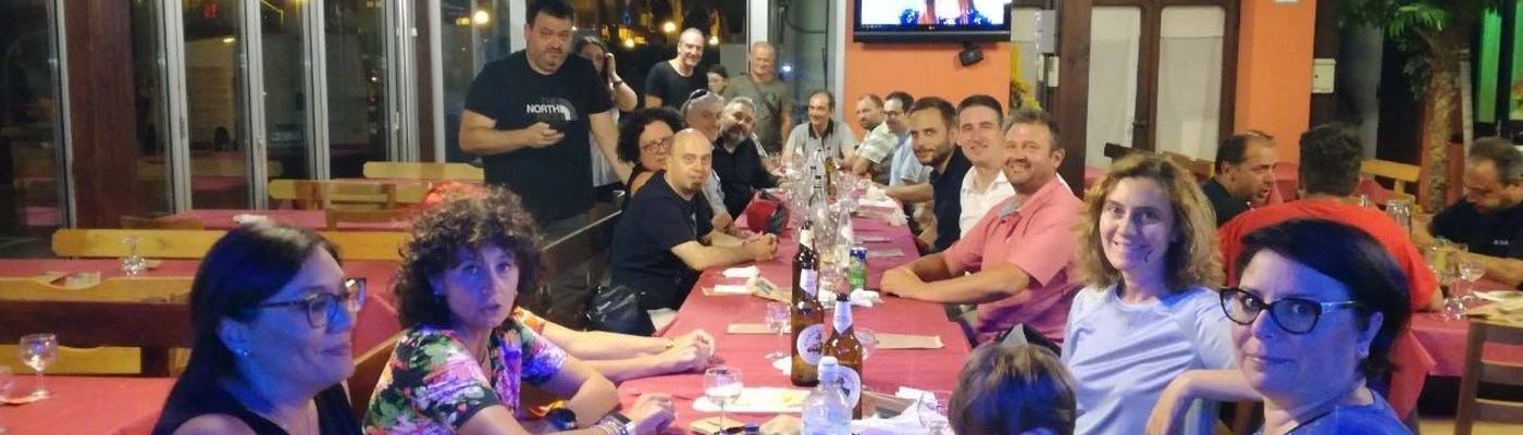Cena soci estate 2018