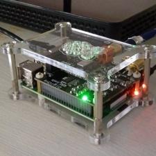 Raspberry PI 3 e Volumio per l'ascolto di qualità di file audio in formato digitale a mezzo streaming di rete.